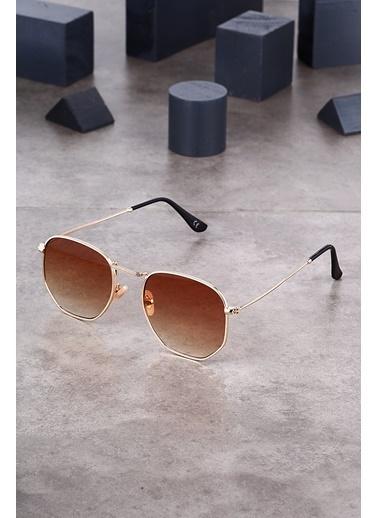 Max Polo Güneş Gözlüğü Kahve